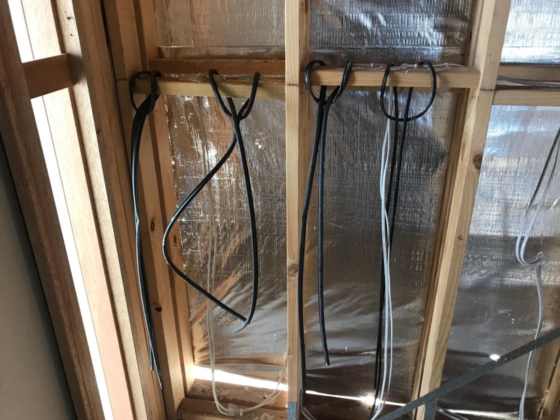 Front door seals