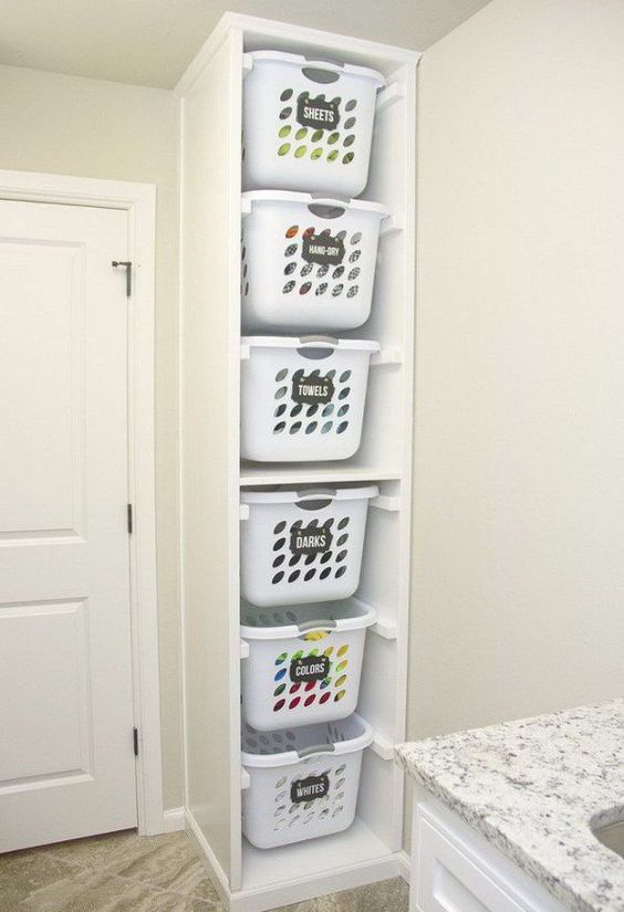 Sorting your washing